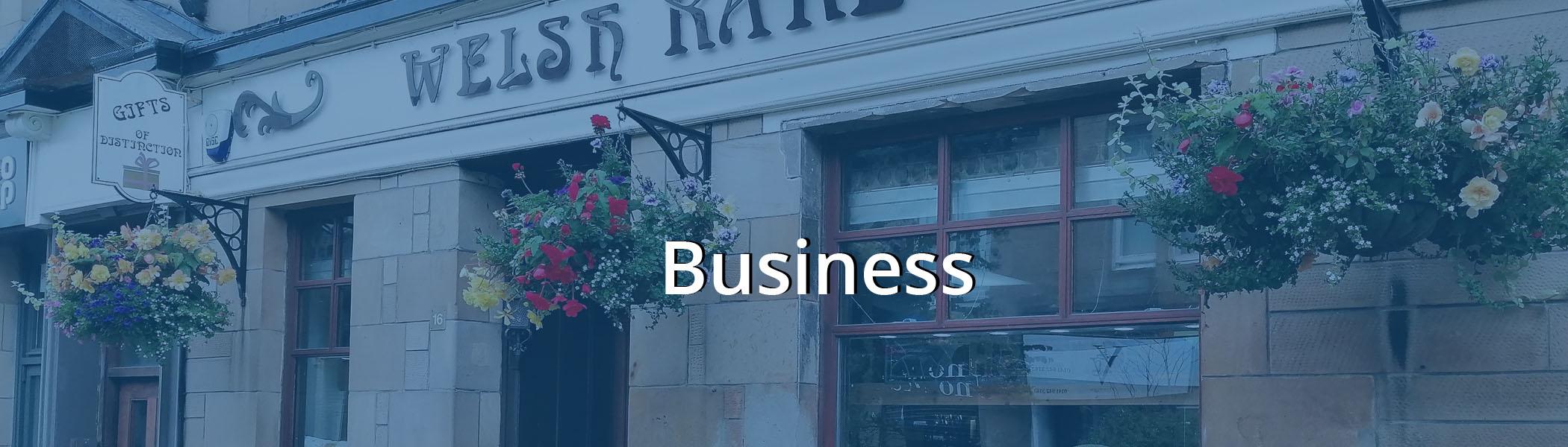 Bearsden Loves Local Business