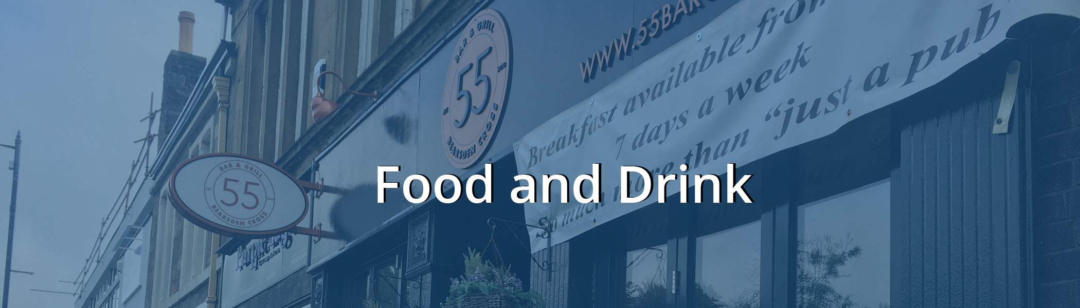 Bearsden Loves Local Food and Drink