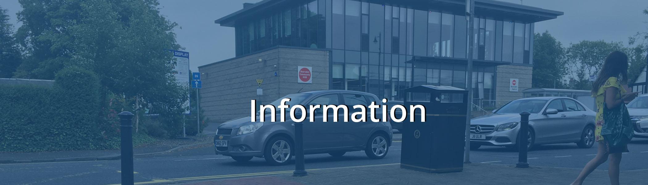 Bearsden Loves Local Information