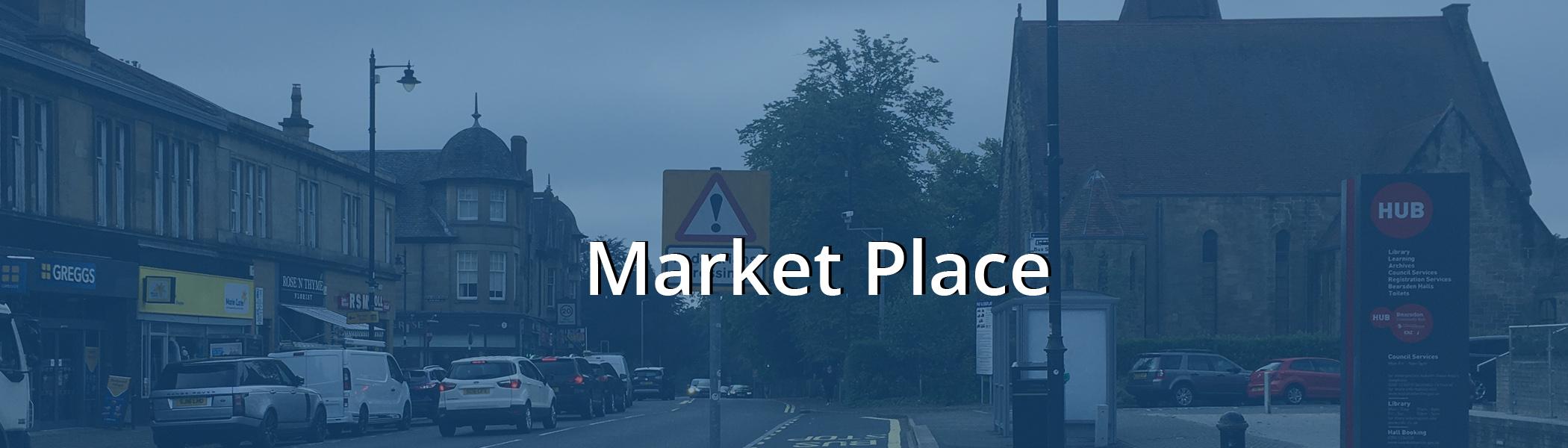 Bearsden Loves Local Market Place
