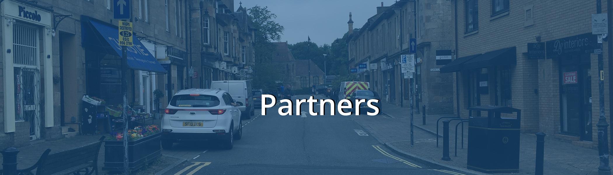 Bearsden Loves Local Partners