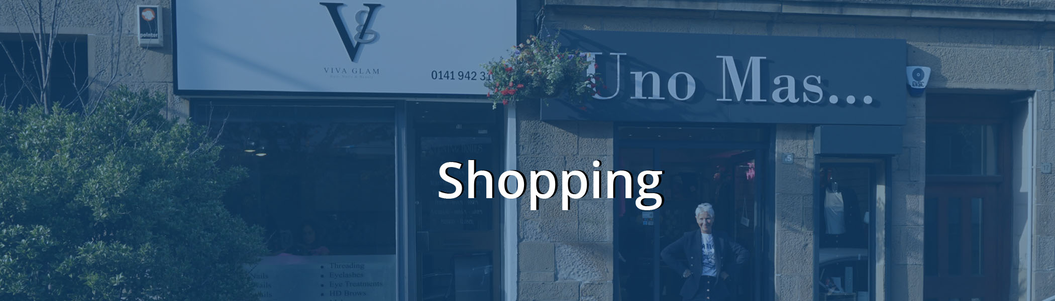 Bearsden Loves Local Shopping