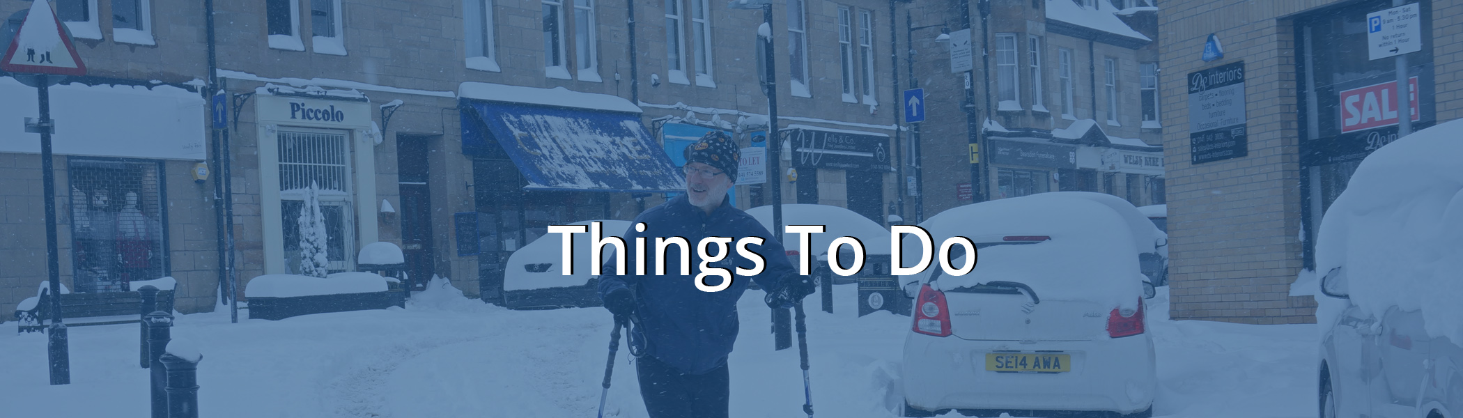 Bearsden Loves Local Things To Do