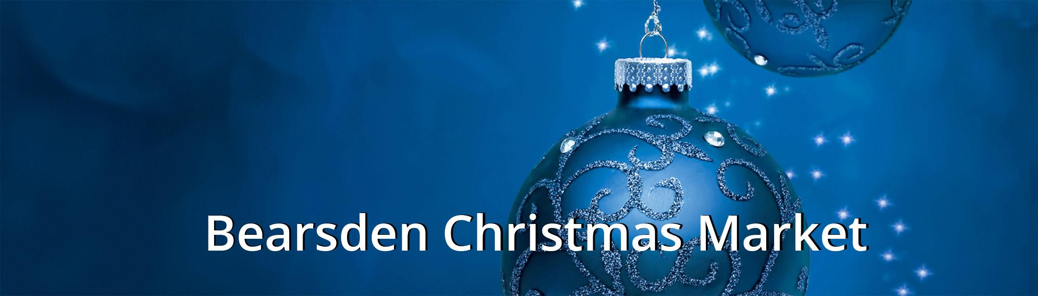 Bearsden Christmas Market 2020 news